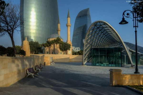 Explore the capital of Azerbaijan